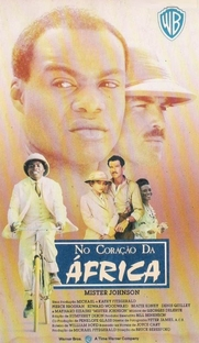 Mister Johnson - No Coração da África - Poster / Capa / Cartaz - Oficial 2