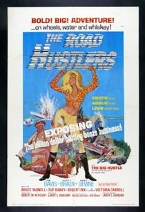 Aventureiros das estradas - Poster / Capa / Cartaz - Oficial 1