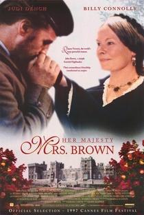 Sua Majestade, Mrs. Brown - Poster / Capa / Cartaz - Oficial 1