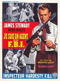 A História do FBI - Poster / Capa / Cartaz - Oficial 1
