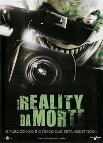 Reality Da Morte - Poster / Capa / Cartaz - Oficial 4