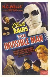 O Homem Invisível - Poster / Capa / Cartaz - Oficial 3