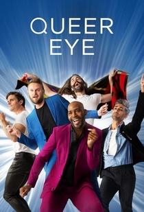 Queer Eye (3ª Temporada) - Poster / Capa / Cartaz - Oficial 1