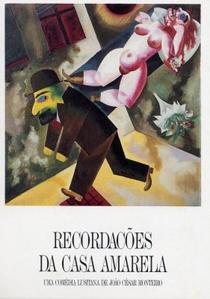 Recordações da Casa Amarela - Poster / Capa / Cartaz - Oficial 1