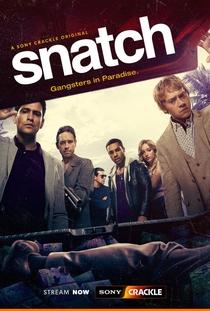 Snatch (2ª Temporada) - Poster / Capa / Cartaz - Oficial 1