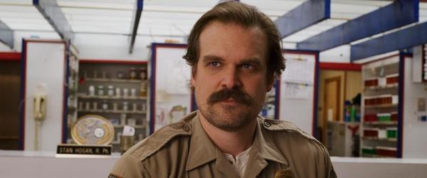 Jim Hopper retornará para Stranger Things com uma grande revelação