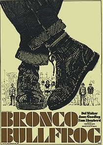 Bronco Bullfrog - Poster / Capa / Cartaz - Oficial 1