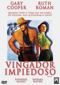 Vingador Impiedoso - Poster / Capa / Cartaz - Oficial 1