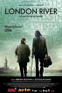 London River - Destinos Cruzados - Poster / Capa / Cartaz - Oficial 2