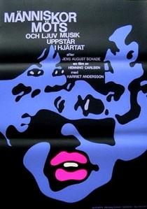 Människor möts och ljuv musik uppstår i hjärtat  - Poster / Capa / Cartaz - Oficial 2
