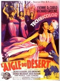 O Gavião do Deserto - Poster / Capa / Cartaz - Oficial 2