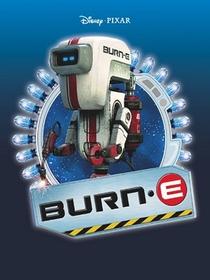 BURN·E - Poster / Capa / Cartaz - Oficial 1