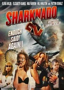 Sharknado 2: A Segunda Onda - Poster / Capa / Cartaz - Oficial 3