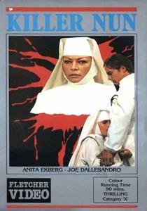 A Freira Assassina - Poster / Capa / Cartaz - Oficial 7