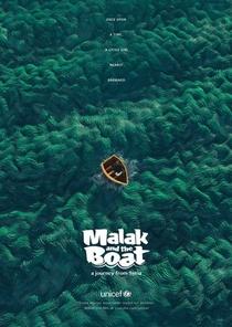 Malak e o Barco - Poster / Capa / Cartaz - Oficial 2