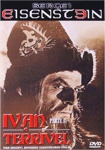 Ivan, o Terrível - Parte II - Poster / Capa / Cartaz - Oficial 5