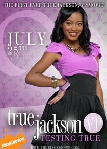 True Jackson (3ª Temporada) - Poster / Capa / Cartaz - Oficial 2