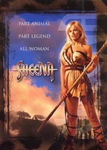 Sheena - Poster / Capa / Cartaz - Oficial 2