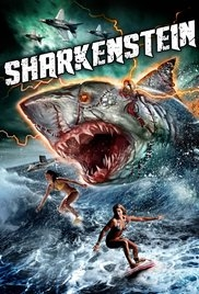 Sharkenstein - Poster / Capa / Cartaz - Oficial 1