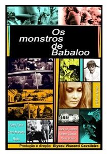 Os Monstros de Babaloo - Poster / Capa / Cartaz - Oficial 1