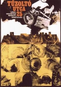 25 Fireman's Street - Poster / Capa / Cartaz - Oficial 1