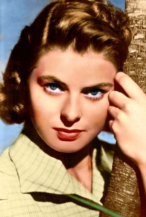 Ingrid Bergman (I) - Poster / Capa / Cartaz - Oficial 8