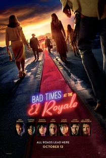 Maus Momentos no Hotel Royale - Poster / Capa / Cartaz - Oficial 3