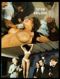 Sexo E Sangue - Poster / Capa / Cartaz - Oficial 1