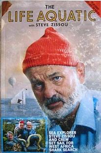 A Vida Marinha com Steve Zissou - Poster / Capa / Cartaz - Oficial 3