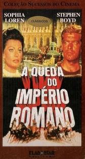 A Queda do Império Romano - Poster / Capa / Cartaz - Oficial 4