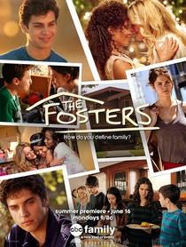 The Fosters (2ª Temporada) - Poster / Capa / Cartaz - Oficial 1