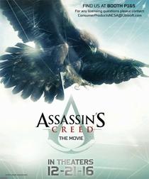 Assassin's Creed - Poster / Capa / Cartaz - Oficial 5