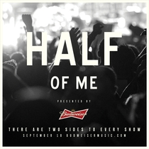 Half of Me Documentary - Poster / Capa / Cartaz - Oficial 1