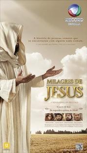 Milagres de Jesus - Poster / Capa / Cartaz - Oficial 1