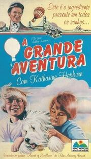 A Grande Aventura - Poster / Capa / Cartaz - Oficial 2