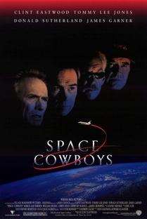 Cowboys do Espaço - Poster / Capa / Cartaz - Oficial 1