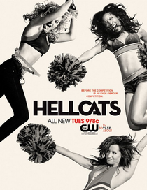 Hellcats (1ª Temporada) - Poster / Capa / Cartaz - Oficial 2