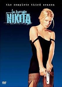 La Femme Nikita - 3ª Temporada - Poster / Capa / Cartaz - Oficial 1