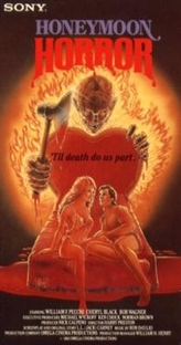 Honeymoon Horror - Poster / Capa / Cartaz - Oficial 1