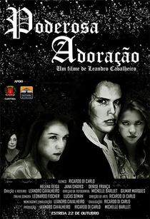 Poderosa Adoração - Poster / Capa / Cartaz - Oficial 1