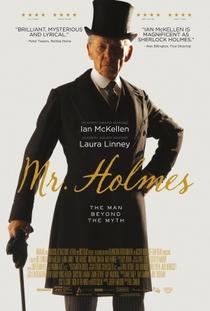 Sr. Sherlock Holmes - Poster / Capa / Cartaz - Oficial 3