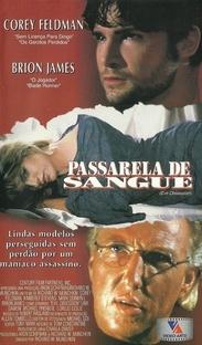 Passarela de Sangue - Poster / Capa / Cartaz - Oficial 1