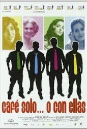 Cafe Solo o Con Ellas - Poster / Capa / Cartaz - Oficial 1