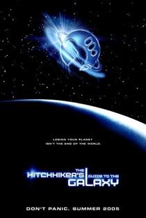 O Guia do Mochileiro das Galáxias - Poster / Capa / Cartaz - Oficial 5