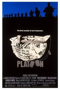 Platoon - Poster / Capa / Cartaz - Oficial 2