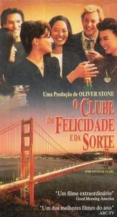 O Clube da Felicidade e da Sorte - Poster / Capa / Cartaz - Oficial 2