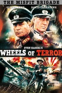 Rodas do Terror  - Poster / Capa / Cartaz - Oficial 3
