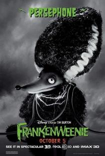 Frankenweenie - Poster / Capa / Cartaz - Oficial 9