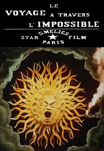 Viagem Através do Impossível - Poster / Capa / Cartaz - Oficial 2
