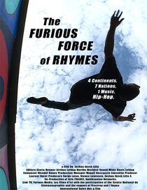 The Furious Force of Rhymes - Poster / Capa / Cartaz - Oficial 1
